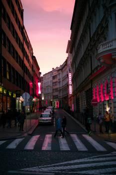 City Architecture Street Free Photo