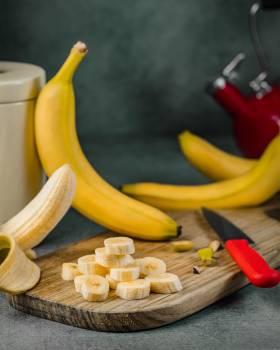 Banana Edible fruit Fruit Free Photo