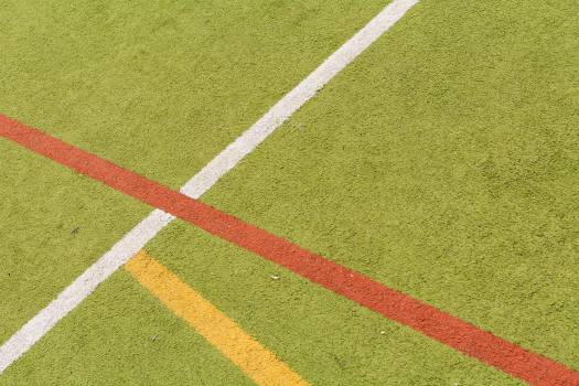 Playground Floor Lines - Free Image For Commercial Use Free Photo