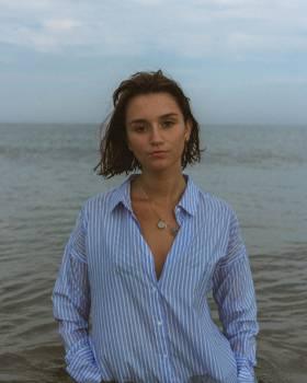 Beach Sea Person #423382