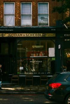 Building Restaurant Shop Free Photo
