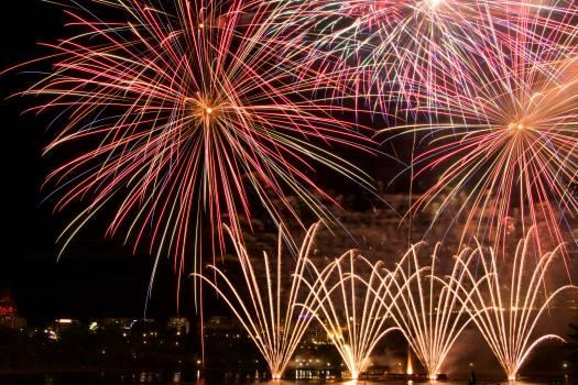 Firework Explosive Fireworks #423541