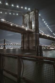 Suspension bridge Bridge Structure #423562