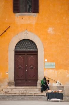 Architecture Building Door #423581