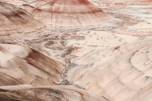 Sand Desert Dune Free Photo