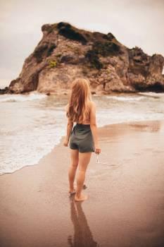 Beach Sea Ocean #423633