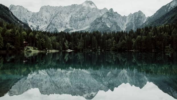 Glacier Mountain Landscape Free Photo