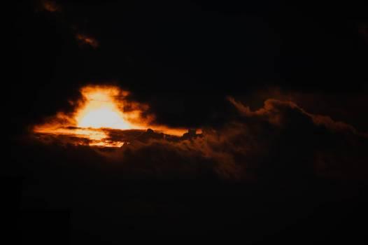 Volcano Mountain Fire #423724