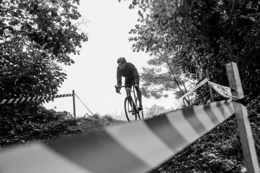 Bicycle Wheeled vehicle Cyclist #423821