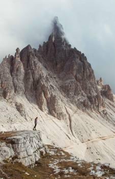 Line Mountain Landscape Free Photo