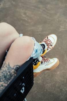 Skateboard Shoe Running shoe #423844