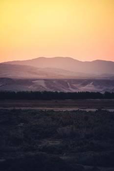 Highland Range Landscape #423966