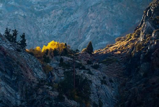 Range Mountain Landscape #423968