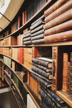 Library Warehouse Bookshop Free Photo