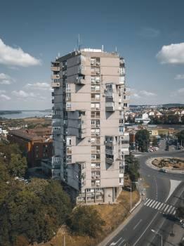 Skyscraper City Architecture #423972