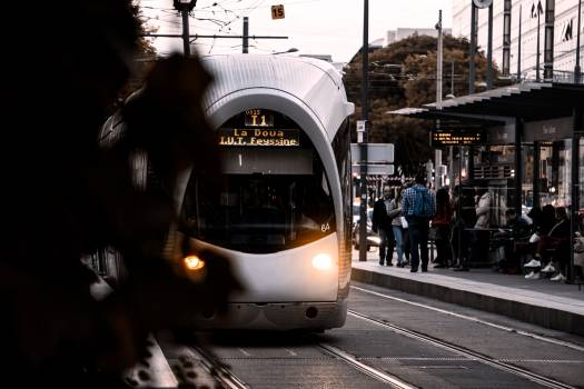 Tramway Conveyance Transportation #423974