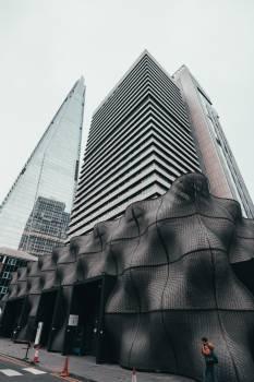 Skyscraper Architecture Office #423986