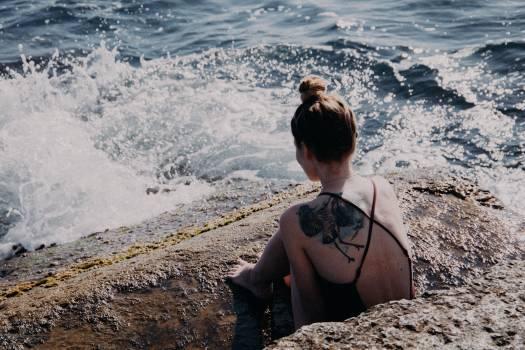 Beach Sea Vacation Free Photo