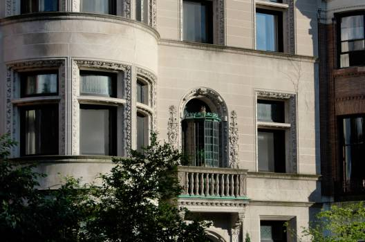 Ornate Building Exterior Free Photo Free Photo