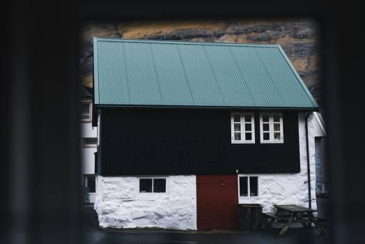 Building Architecture Garage Free Photo