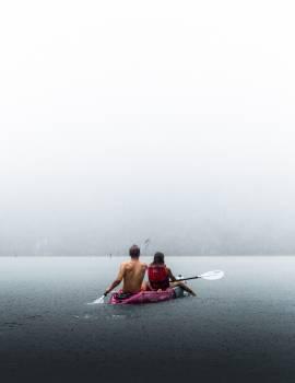 Kayak Paddle Boat #424148