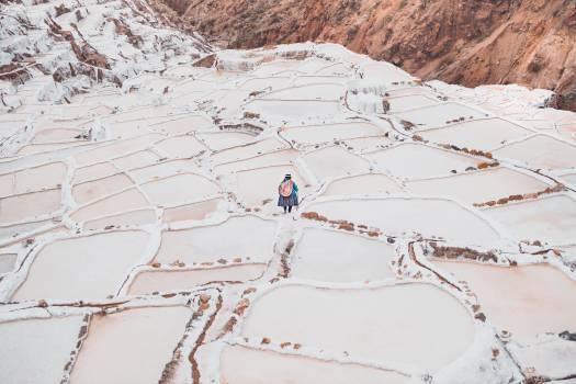 Sand Snow Soil Free Photo