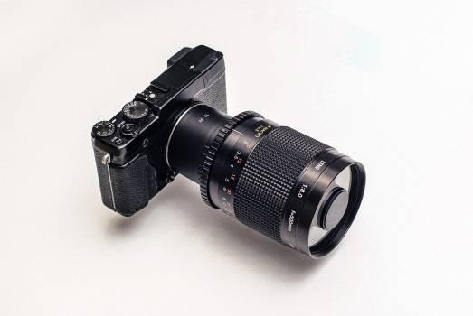 Lens Camera Equipment #424229