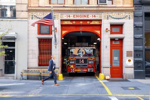 Fire station Station Facility Free Photo