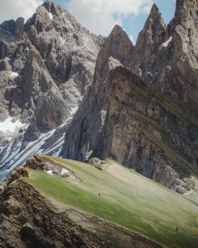 Mountain Mountains Landscape Free Photo