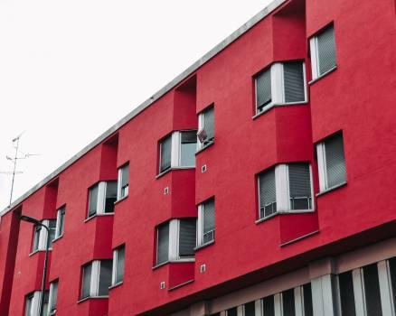 Architecture Building Balcony Free Photo
