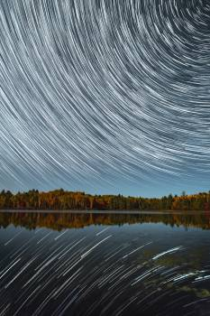Star Celestial body Suspension bridge #424349
