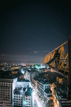 City Sky Architecture #424410