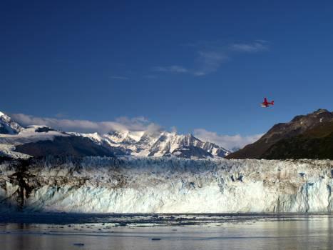 Glacier Mountain Range #424464