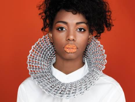 Portrait Model Face Free Photo