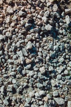 Assortment Of Grey Rocks #424623