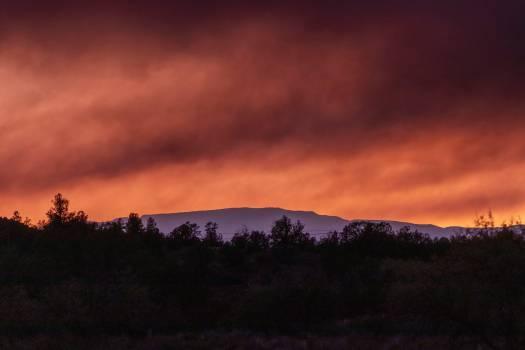 Range Mountain Sky #424650