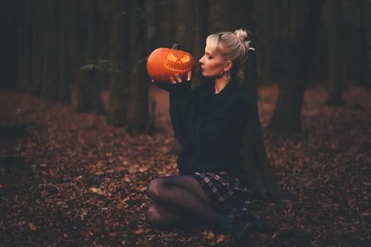 Pumpkin Vegetable Lantern Free Photo