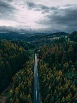 Range Mountain Landscape #424894