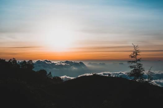 Sun Sunset Sky #424937