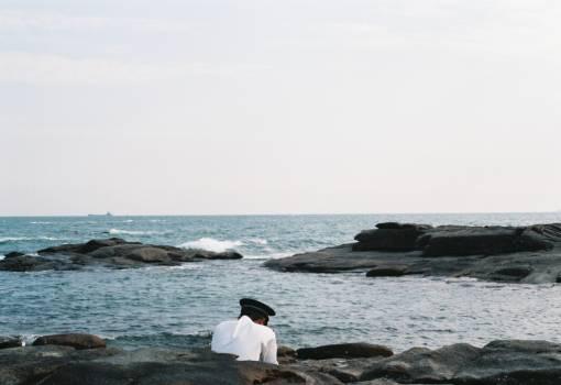 Breakwater Ocean Sea Free Photo