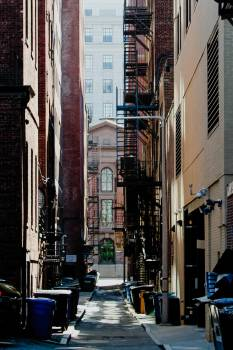 City Fire Escape Free Photo #424973