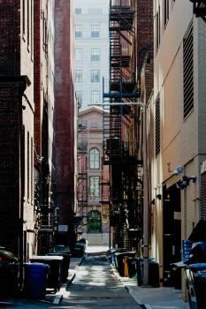 City Fire Escape Free Photo Free Photo