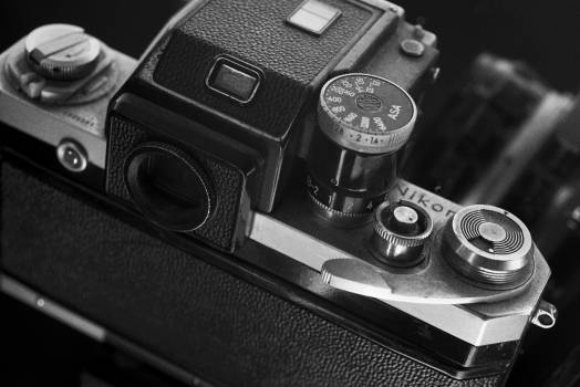 Classic Camera Vintage Free Photo #424976