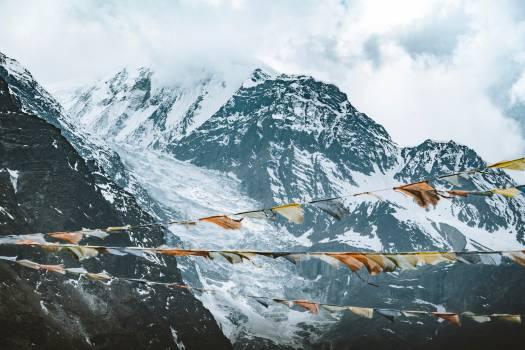 Glacier Mountain Snow #425012