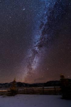 Star Celestial body Night #425059