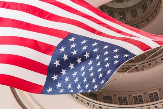 Flag Emblem Patriotic #425204
