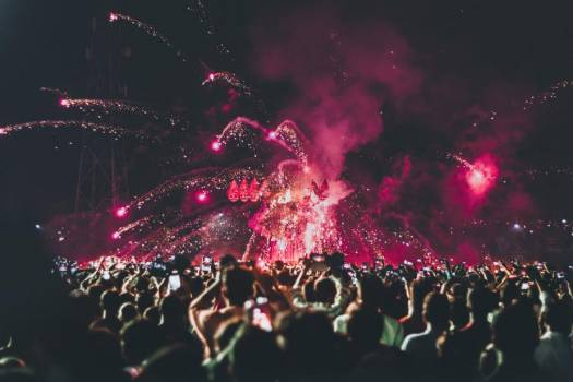 Festival Of Lights Float #425254