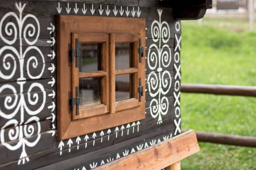 Slovakian Folk Architecture - Free Image For Commercial Use #425317