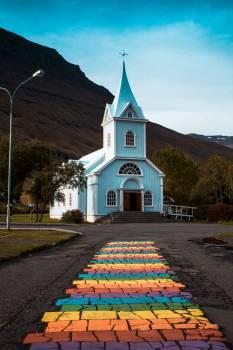 Monastery Religious residence Church Free Photo