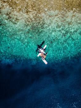 Device Snorkel Sky Free Photo